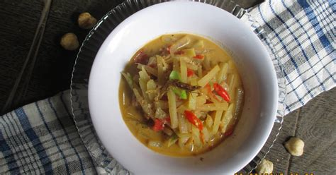 Sun Kara Santan Kelapa 65 Ml 41 resep jangan labu siam enak dan sederhana cookpad