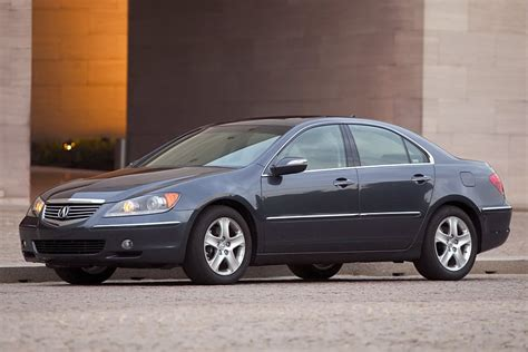 2005 acura rl overview cars