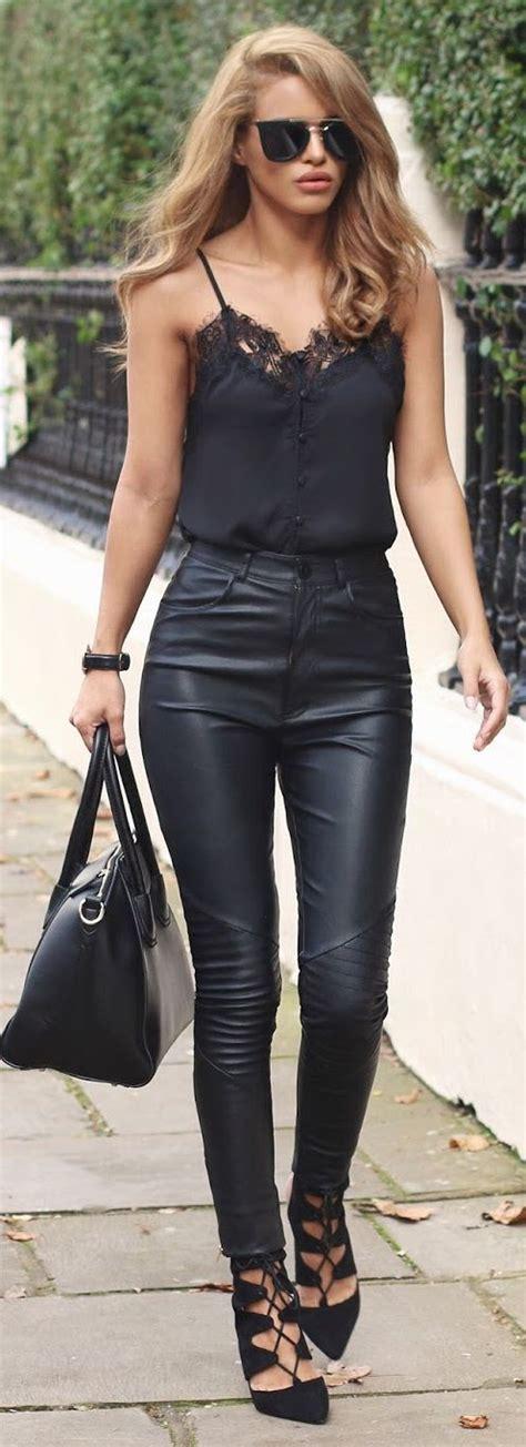 Daliani Tank Top In Black Dara blusas de tirantitos que toda chica tiene que tener