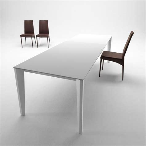 tavoli allungabili di design tavolo diamante 140 di midj