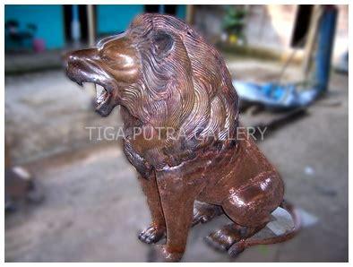 Patung Garuda Pancasila Ukuran 110cm Tembaga pusat kerajinan tembaga