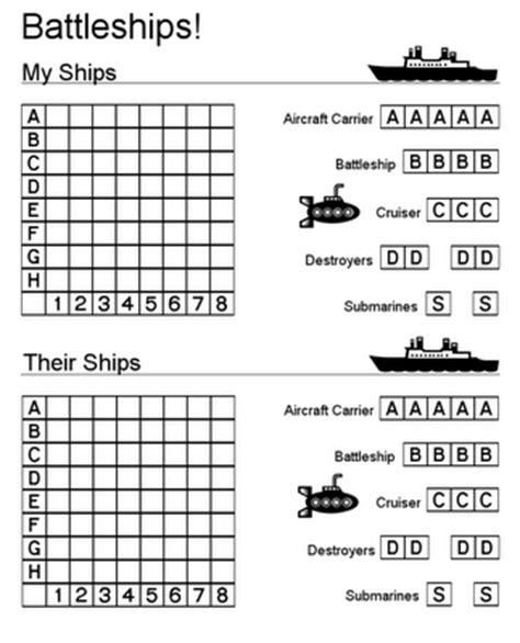 printable games for car rides printable battleship game and other printables would