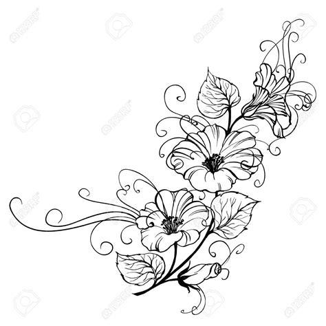imagenes en blanco y negro de flores enredaderas en blanco y negro google search mandalas