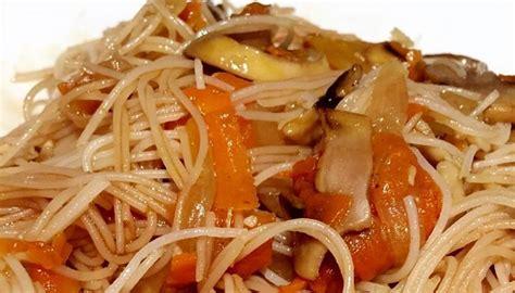 como cocinar fideos de arroz chinos como aprender a cocinar unos ricos fideos de arroz