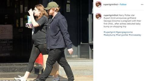 congrats ron weasley harry potter sebentar  punya anak matamatacom