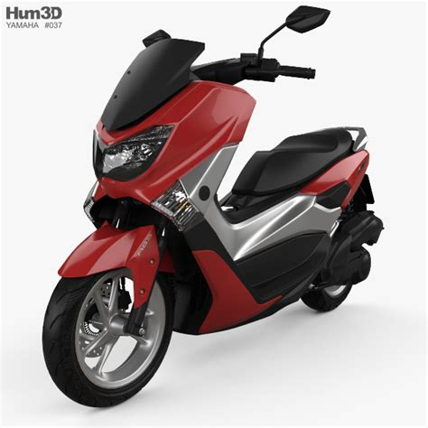 yamaha nmax  abs   model vehicles  humd