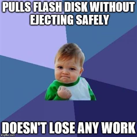 flash doesn t work on chrome success kid meme imgflip