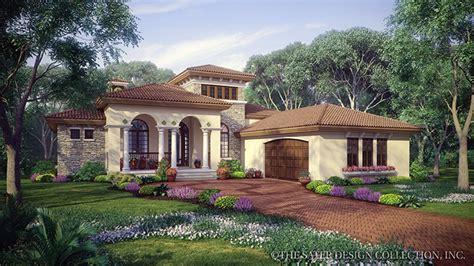 modern mediterranean house plans sater design fourplans modern mediterranean homes from dan sater