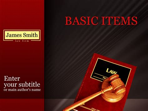 ppt themes related to law law firm powerpoint template 26728
