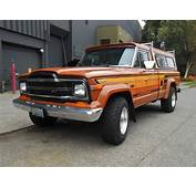Seattles Parked Cars 1979 Jeep J10 Honcho