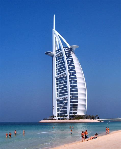 Burj Al Arab Hotel by Traveltraveltravel Trzeci