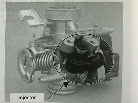 Alarm Motor Injeksi sensor injeksi bermasalah honda jamin motor masih bisa jalan