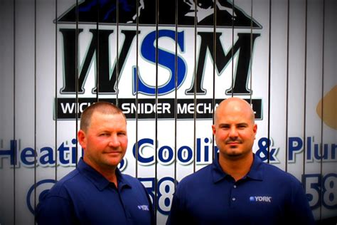 Snider Plumbing by Wichita Snider Mechanical In Lawton Ok 73501 Citysearch