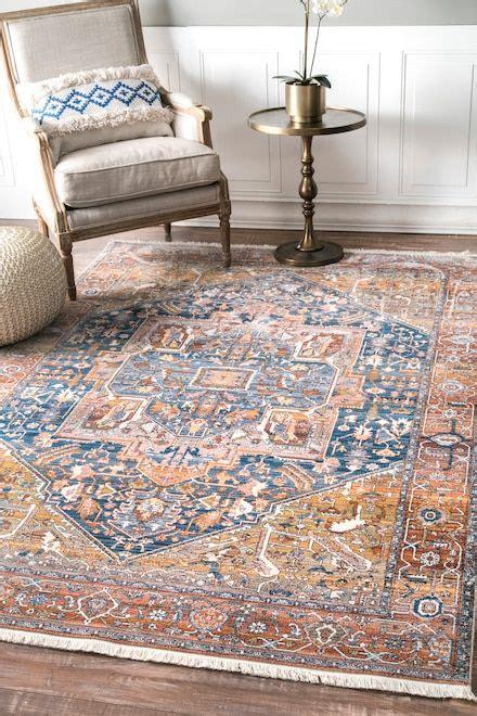 edessa tribal medallion fringe rug 83 best living room images on dining room