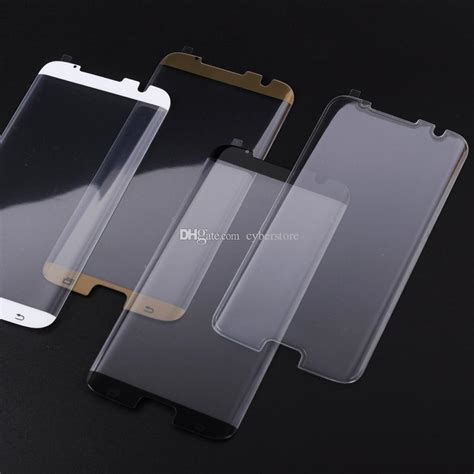 Tempered Glass Curve Cover Samsung S7 Edge Quality for galaxy s8 s7 edge 3d curved tempered glass shield
