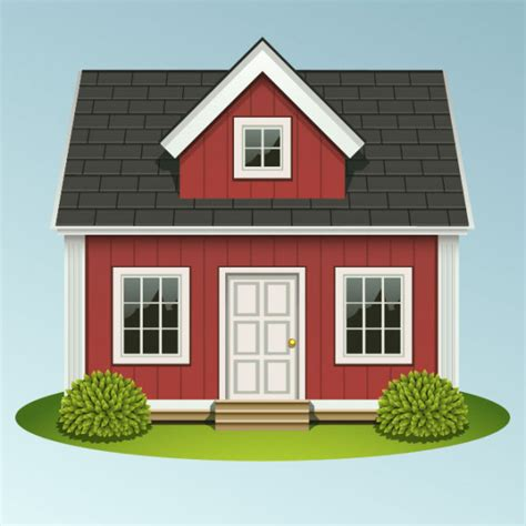 house free house 3 free vector graphic