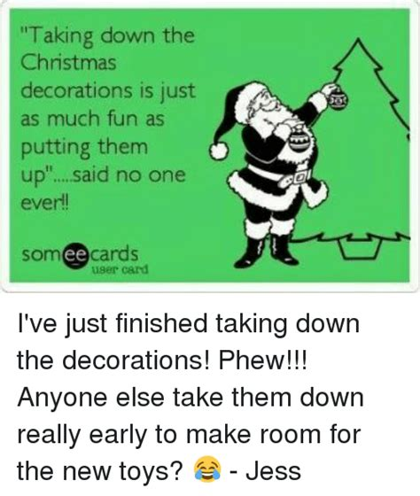 putting your holiday decorations up early could make you happier decorations memes of 2017 on me me premature decorating