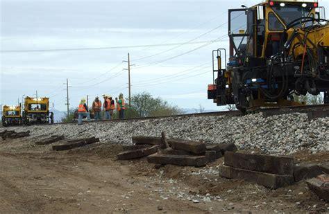 Union Pacific Mba Internship by Union Pacific Improving Sahuarita Nogales Tracks Local