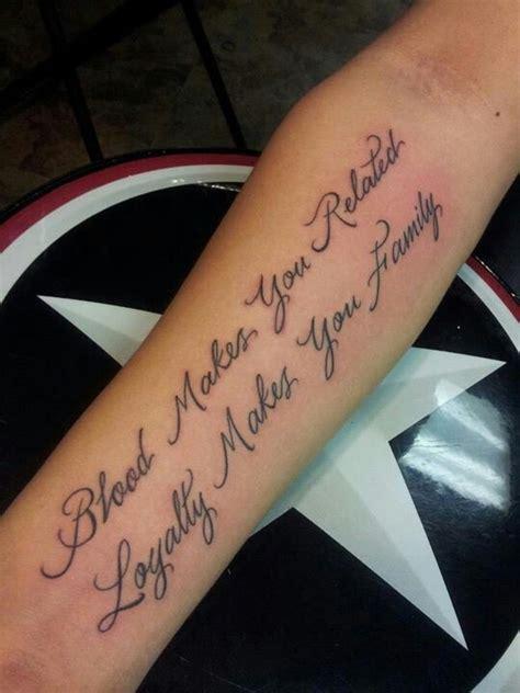tattoo quotes on arm true tattoo by marcus thurman tattoos pinterest