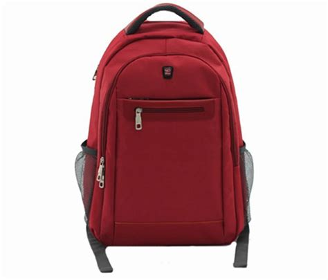 style laptop backpack new style coloful fabric laptop backpack
