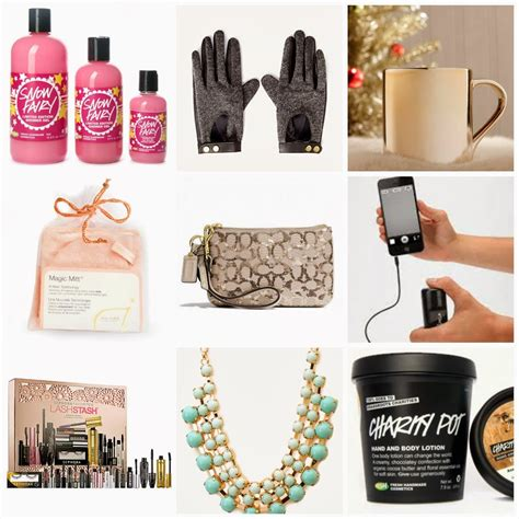 christmas ideas for her affordable holiday gift guide for her just a trace