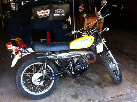 1975 Suzuki Ts185 Suzuki Ts185 Gallery Classic Images Classic Motorbikes