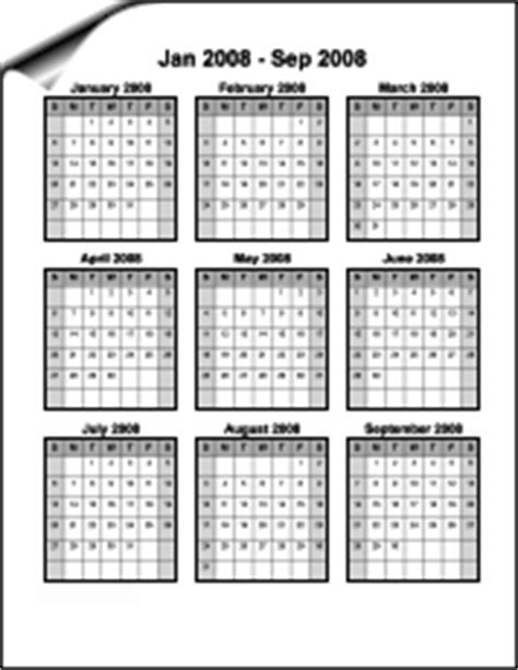 Calendars That Work Portrait Calendarsthatwork Be Dependable Write It On A