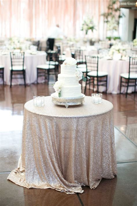 17 Best images about Sequin Linens/Tableclothes on