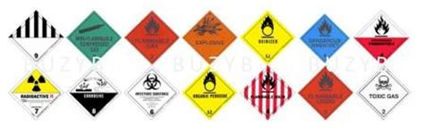 Label Sticker Dg Foto dg cargo label jeddah dangerous cargo sticker imco class