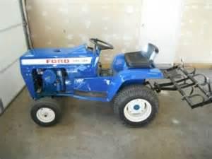 Ford Lgt 125 Ford 120 Lgt Garden Tractor Kohler K301 Hitch Parts On