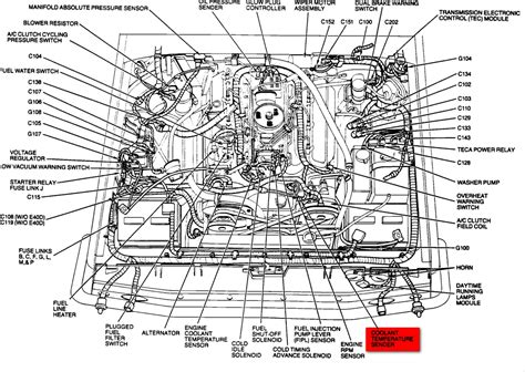 6 best images of 7 3 liter diesel engine diagram ford 7 3 diesel engine diagram ford f 250 6
