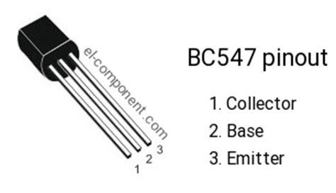 bc547 transistor frequency bc547 n p n transistor complementary pnp replacement pinout pin configuration substitute