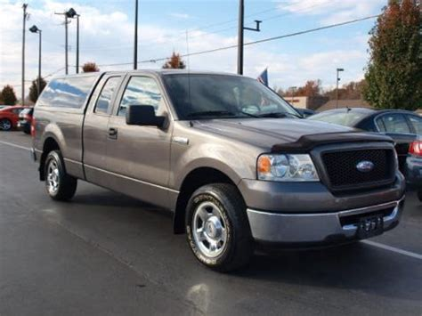 2006 F150 Specs by 2006 Ford F150 Xlt Supercab Data Info And Specs