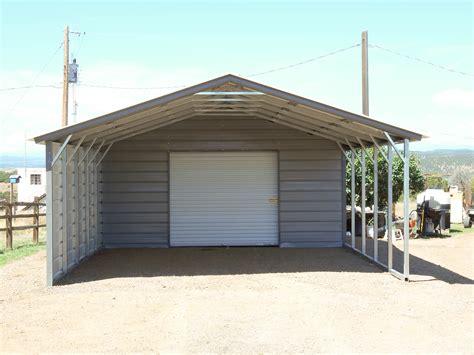 metal carport buildings utility carports colorado steel buildings metal garage