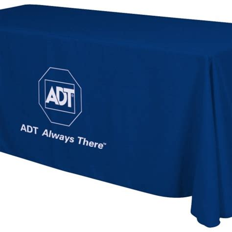 company logo table cover table covers throws franklin sign company