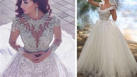 fotos de vestidos de novia arabes los mejores vestidos de novia youtube