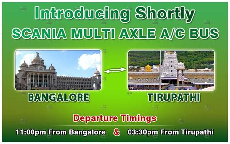 Sleeper Buses From Bangalore To Tirupati by Greenline Travels Greenline Travels Sleeper