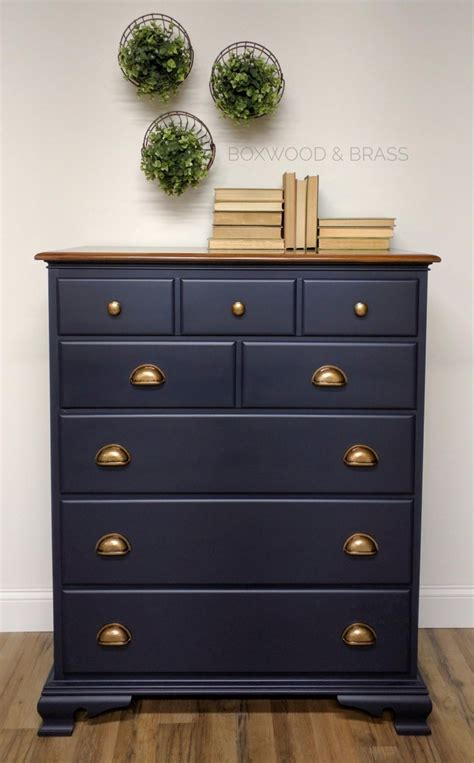 Chest Bathing in Coastal Blue   General Finishes Design Center
