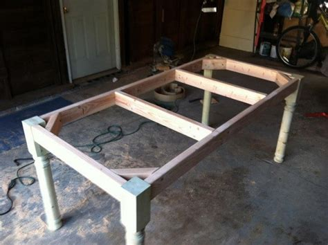 How To Build Dining Room Table | pdf diy dining room table plans diy download deck pergola