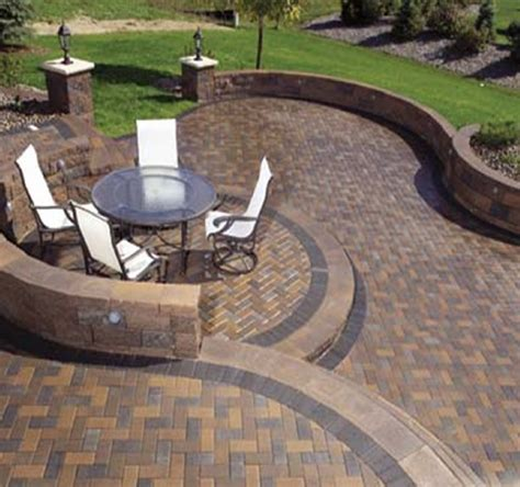 cement ideas for backyard concrete paver patio ideas fascinating concrete patio