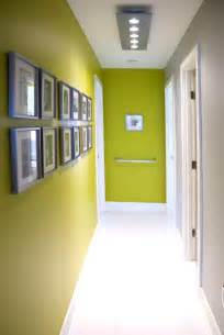 Hallway Color Ideas How To Use Green Successfully In A Hallway