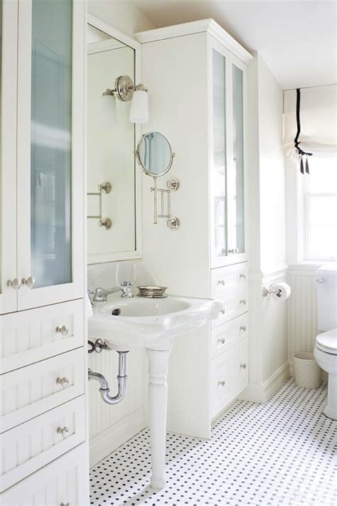 beadboard cabinets transitional bathroom anne hepfer