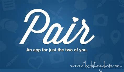 App Pair Pair An App For Couples