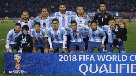 seleccion argentina rusia mundial f 250 tbol estadios