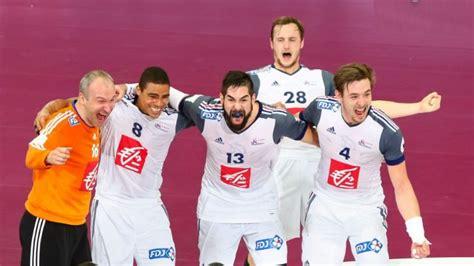 Calendrier Psg Handball 2016 Handball 8 Joueurs Du Psg Convoqu 233 S Pour La Pr 233 Paration