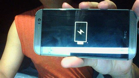 my android wont charge charging is my htc one m8 battery broken android enthusiasts stack exchange
