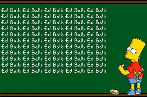 Ed Balls Meme - ed balls says twitter meme he inspired by tweeting his