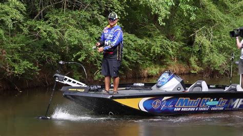 j r boats john cox is fishing in a jungle youtube