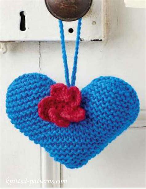 free knitting pattern heart shape heart knitting pattern free