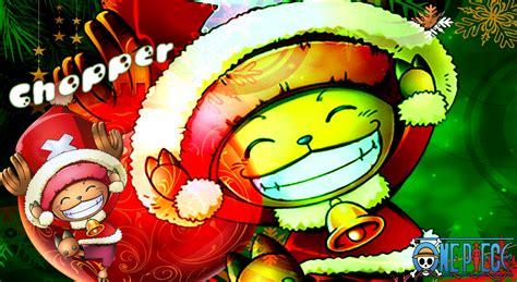 imagenes anime one piece el one piece feliz navidad a lo one piece